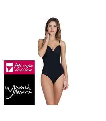 Body-Bra Reductor 2 tallas tejido invisible efecto tanga y vientre plano Ysabel Mora 19624