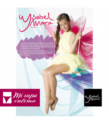 Panty Infantil 15den Ysabel Mora ref.36406