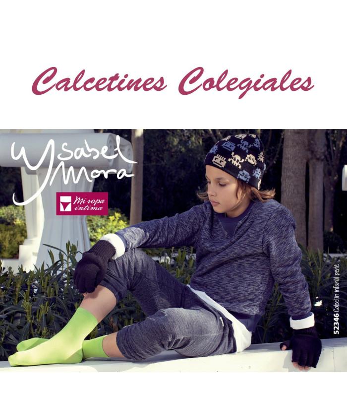 Calcetín Colegial Infantil Ysabel Mora 52346 de venta online donde comprar como en casa es posible al mejor precio