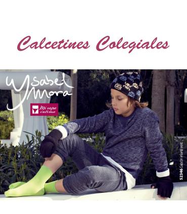 Calcetín Colegial Infantil Ysabel Mora 52346