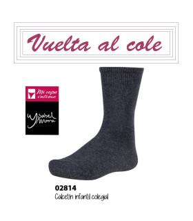 Calcetín Colegial Infantil Ysabel Mora 02814