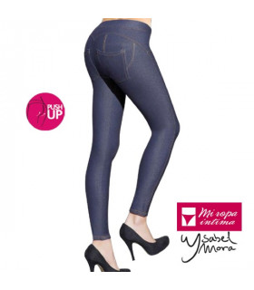 JEANS PUSH-UP Ysabel Mora ref. 70212