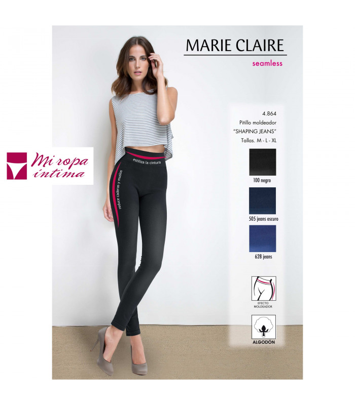 Pitillo Moldeador Shaping Jeans Marie Claire 4864