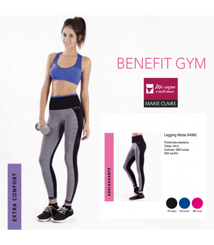 Legging Benefit GYM Marie Claire Extra confort 54082