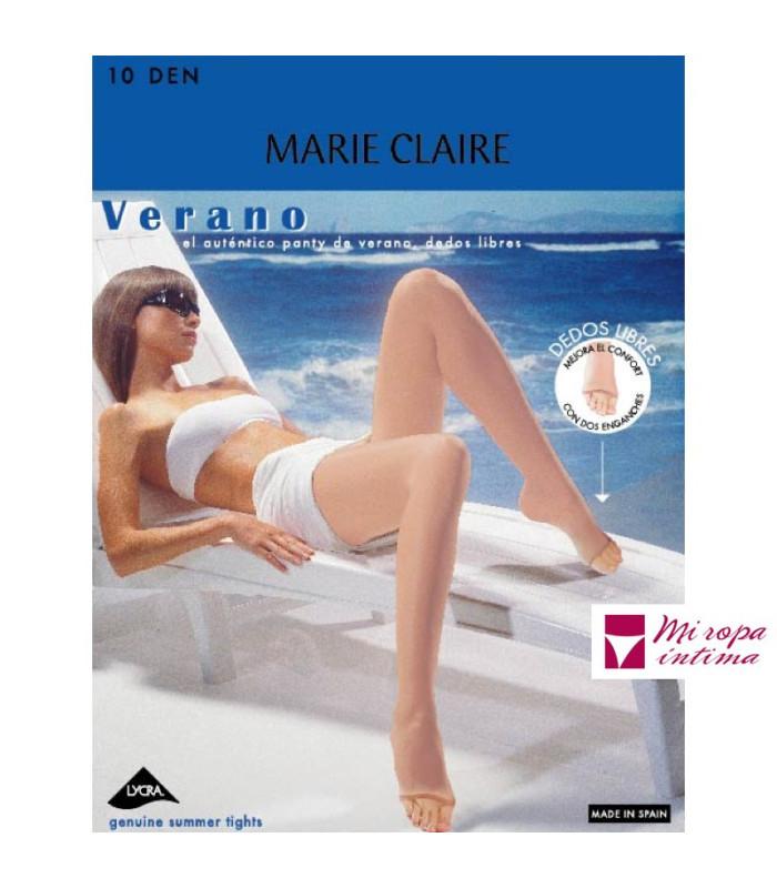 Panty Verano dedos libres 10DEN Marie Claire art.4599