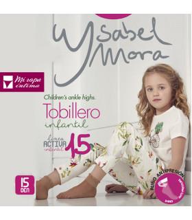 Tobillero Infantil 15den Ysabel Mora 18406