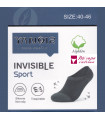 Pack 3 TOBILLEROS INVISIBLE Hombre Yanoir