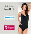 PERFECT BODY SHAPEWEAR COPA B y C Naturana cod. 03260