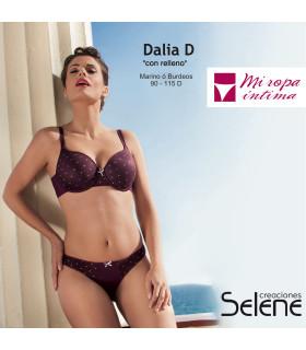 Aros y Relleno Sujetador creaciones Selene mod: Dalia-D ref.171
