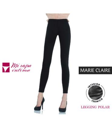 Pitillo POLAR, Pantalon Leggin con interior termico y afelpado Marie Claire ref:4836