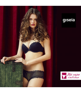 Conjunto PUSH UP tirantes desmontables Suite by GISELA copa B ref: 3/0140