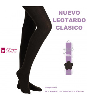 LEOTARDO INFANTIL CLÁSICO 36981 Ysabel Mora