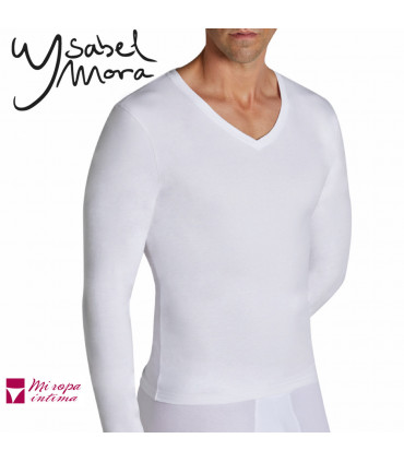 COTTON Stretch CAMISETA HOMBRE YSABEL MORA REF. 20101