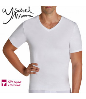 COTTON STRETCH CAMISETA HOMBRE YSABEL MORA REF. 20100