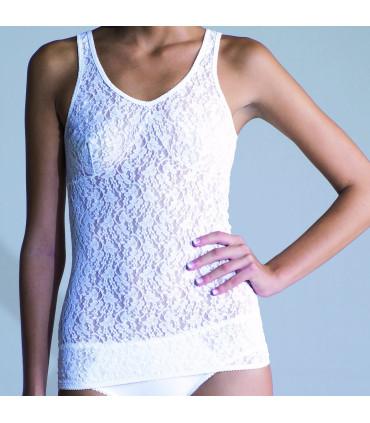 Camiseta interior blonda 71362 Marie Clarie