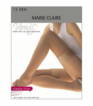 Media de liga 15DEN con blonda Marie Claire 3533