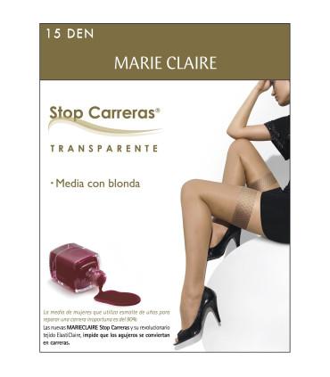 Media de liga 15 DEN Stop Carreras Marie Claire 3780