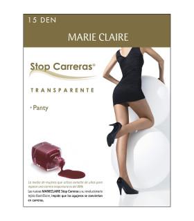 Panty Stop Carreras transparente 15 DEN