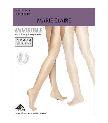 Panty Invisible 10Den. 4554 Marie Claire