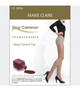 Panty STOP CARRERA 15DEN Marie Claire 4781