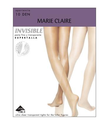 Panty Invisible SUPERTALLA 4596 Marie Claire 10 DEN
