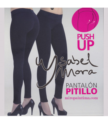 Pantalon pitillo PUSH UP Ysabel Mora ref. 70210