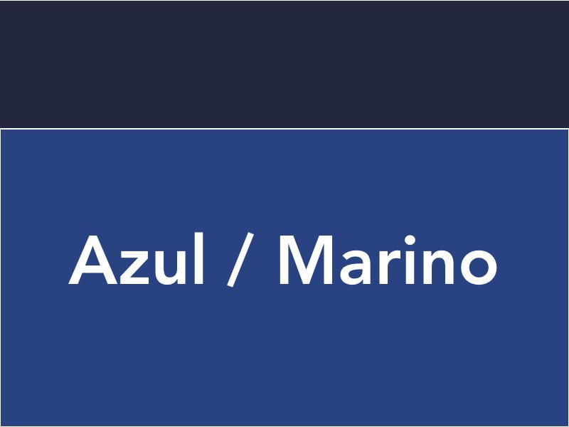 Azul / Marino