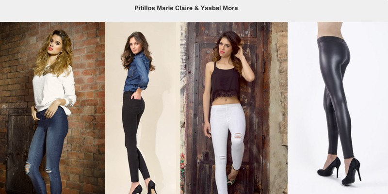 Pitillos Jeans Leggings