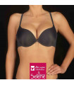 Doble Push-Up copa B Raquel sujetador Selene cod. 201