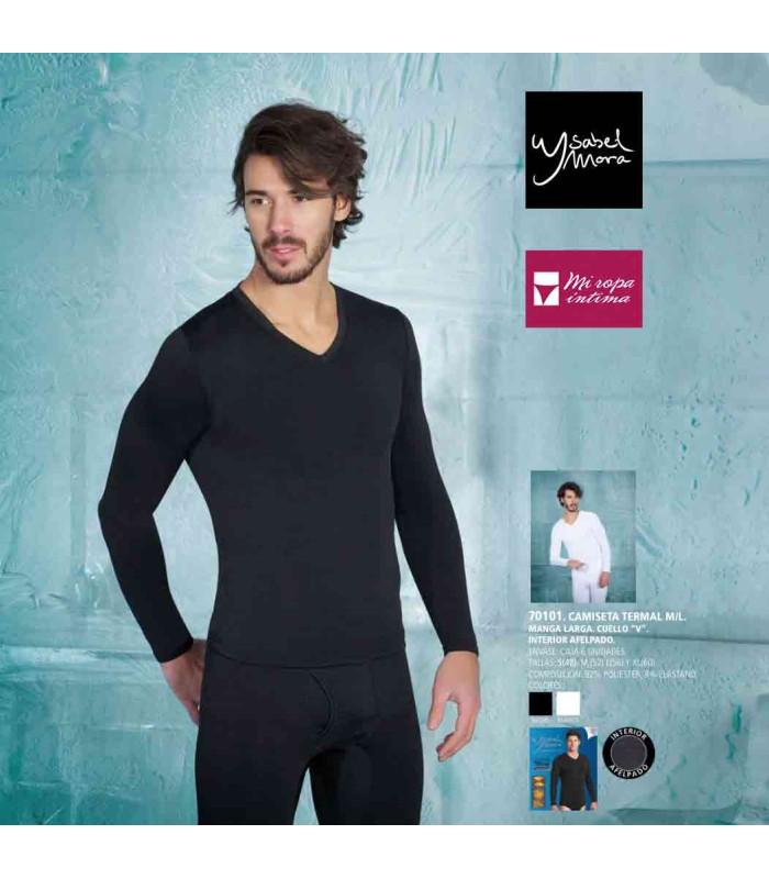 70101 Camiseta Thermica Hombre camiseta interior caballero