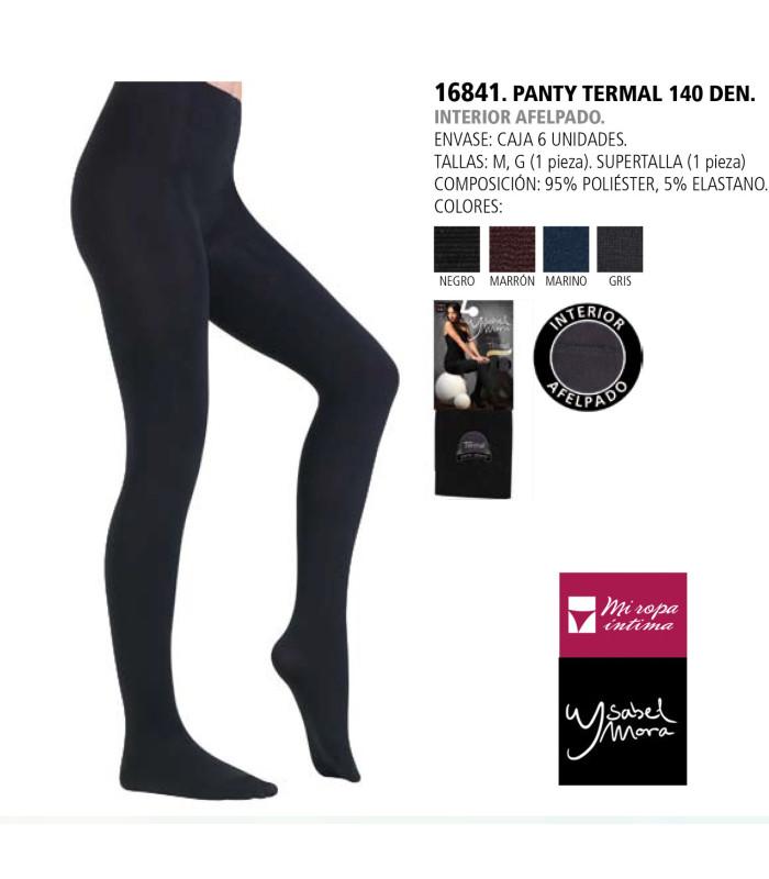 Panty TERMAL 140DEN Ysabel Mora 16841