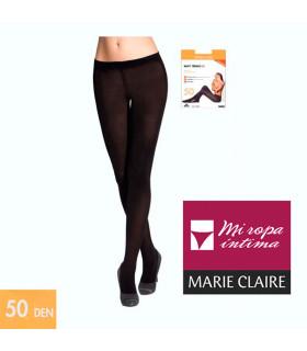 Panty termico 3D 50 DEN Marie Claire 4565 medias pantys