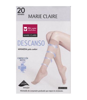 Mini Media DESCANSO 20 DEN Marie Claire