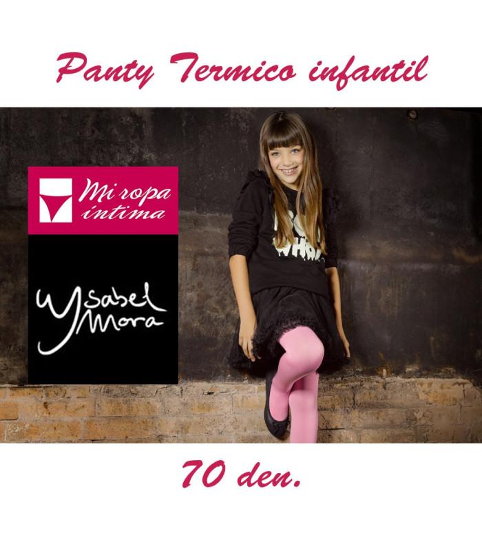 PANTY INFANTIL 70 DEN Ysabel Mora 36690