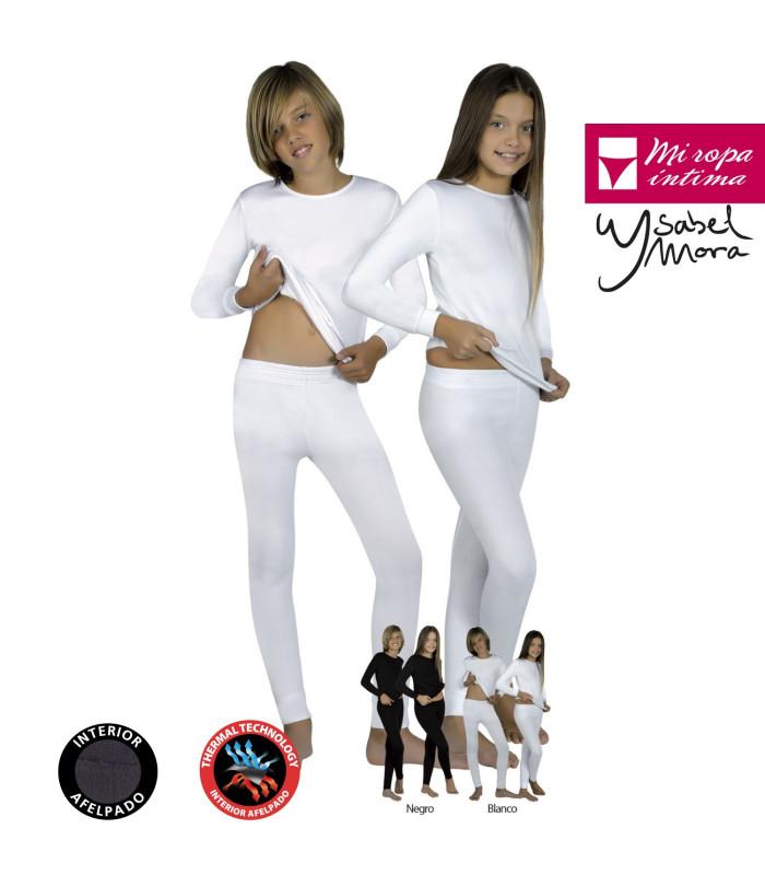 Pantalon Termal Infantil de Ysabel Mora ref. 70206