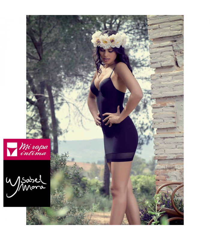 Dress-Bra Reductor 2 tallas y vientre plano Ysabel Mora 19626