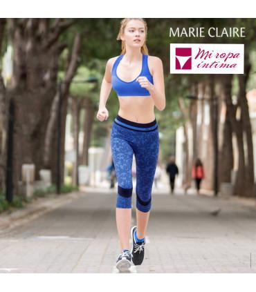 Legging deportivo seamless camuflaje MARIE CLAIRE Ref.: 54090