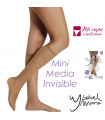 Mini Media Invisible 15DEN Ysabel Mora REF.15108