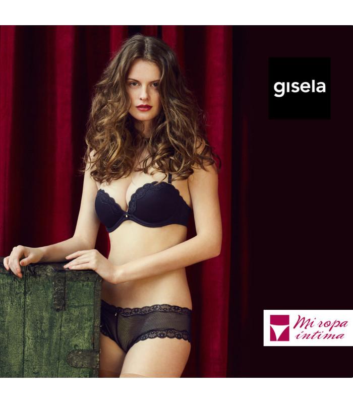 Conjunto PUSH UP tirantes desmontables Suite by GISELA copa B ref: 3/0140