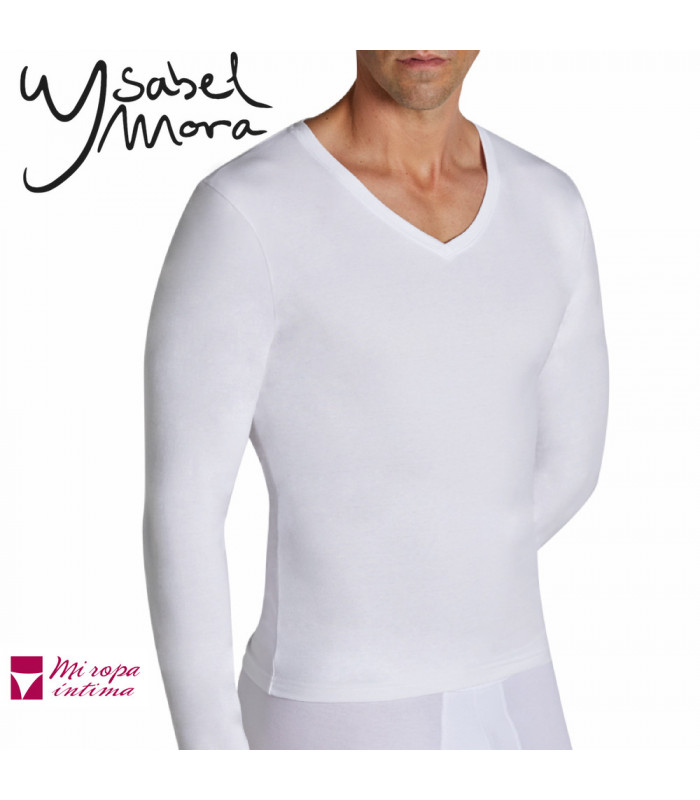 COTTON Stretch CAMISETA HOMBRE YSABEL MORA REF.20101