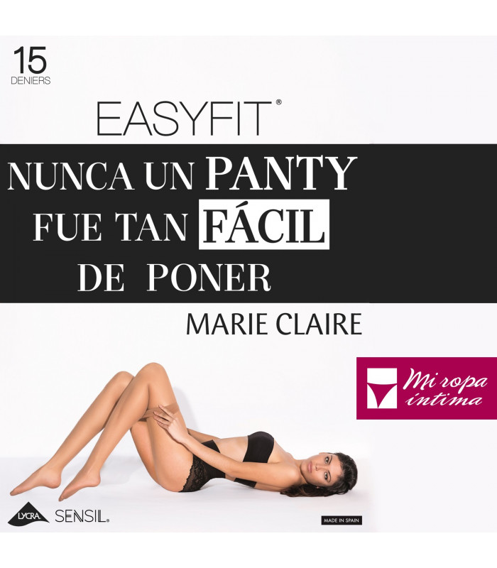PANTY MARIE CLAIRE EASYFIT 15 DEN 44060