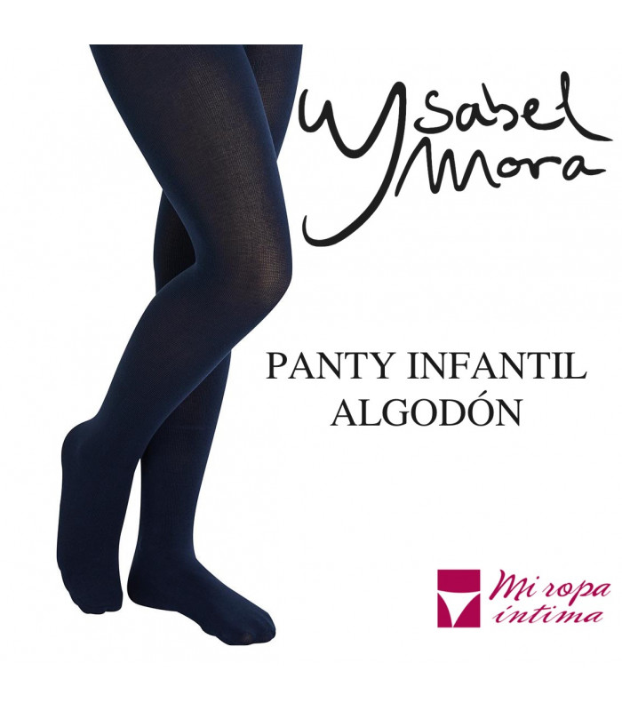PANTY INFANTIL DE ALGODON YSABEL MORA MOD:36407