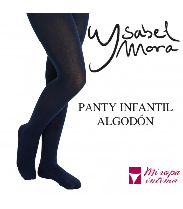 PANTY INFANTIL DE ALGODON YSABEL MORA Ref. 36407
