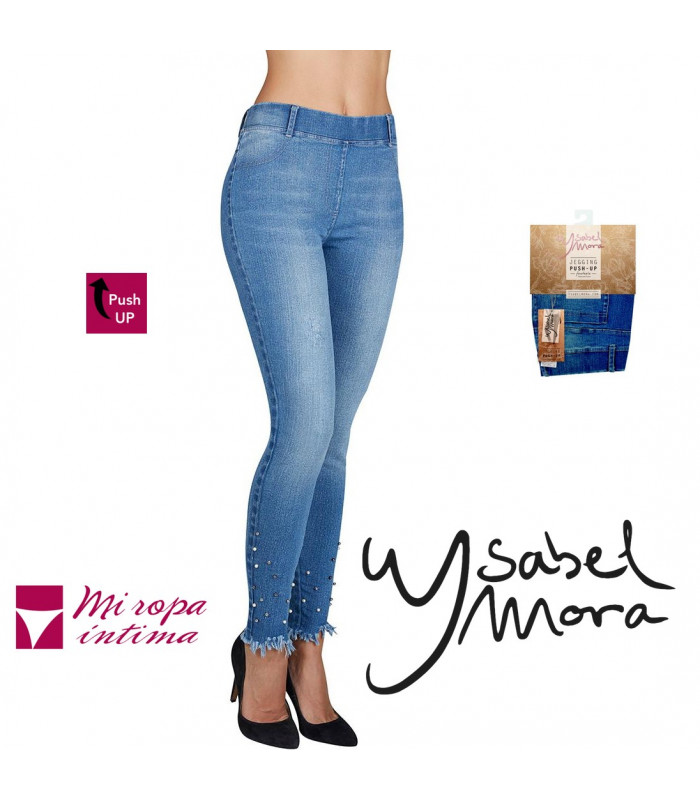 JEGGING FANTASIA PUSH-UP YSABEL MORA MOD:70235