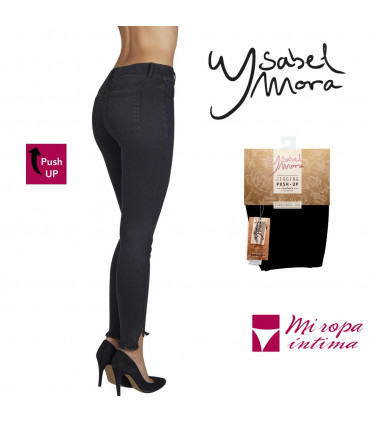 PUSH-UP JEGGING FANTASIA YSABEL MORA Ref.70234