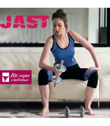 LEGGING 3/4 SIN COSTURA JASFIT ref: 601
