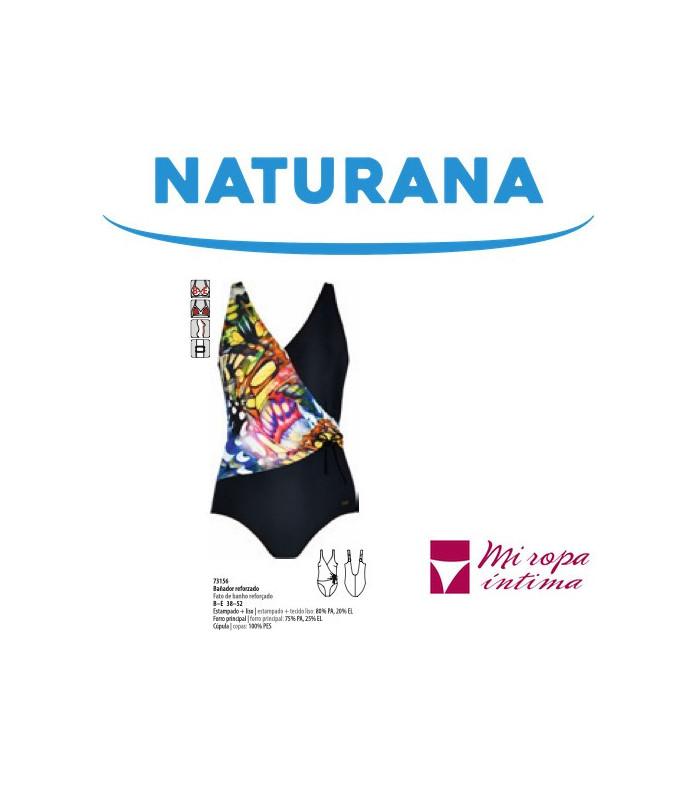 BAÑADOR DE COPA-C DE SEÑORA DE NATURANA REF:73156