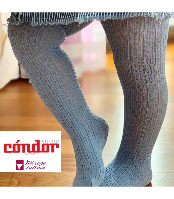 PANTY CALADO INFANTIL DE CONDOR REF: 4.579/1