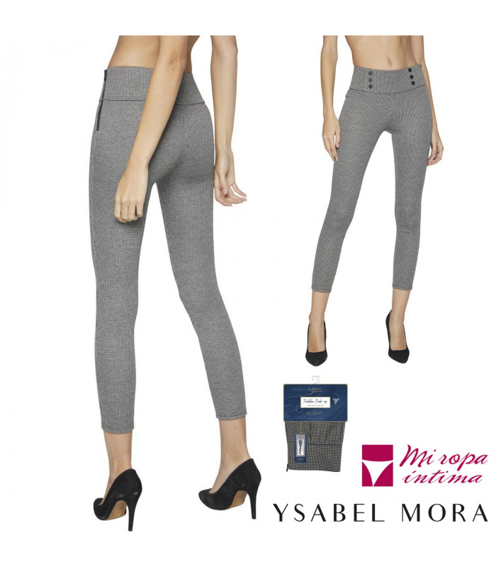 PANTALON PUSH-UP DE FANTASIA DE YSABEL MORA REF: 70243