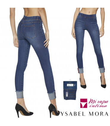 JEGGINGS DE FANTASIA PUSH-UP DE YSABEL MORA REF: 70247